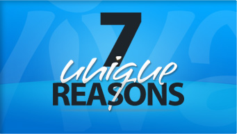 7 Unique Reasons